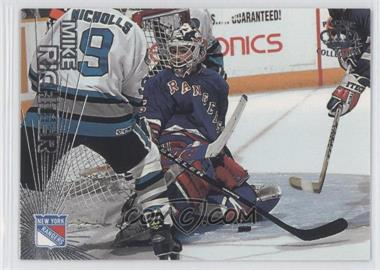 1997-98 Pacific Crown Collection - [Base] - Silver #197 - Mike Richter