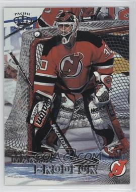 1997-98 Pacific Crown Collection - [Base] - Silver #30 - Martin Brodeur