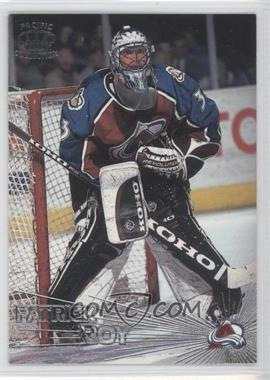 1997-98 Pacific Crown Collection - [Base] - Silver #33 - Patrick Roy