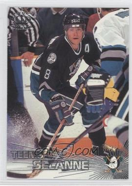 1997-98 Pacific Crown Collection - [Base] - Silver #8 - Teemu Selanne
