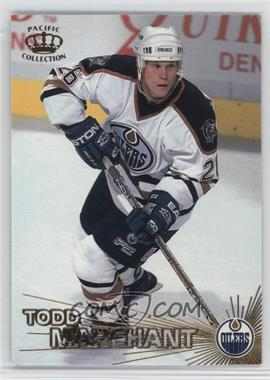 1997-98 Pacific Crown Collection - [Base] #320 - Todd Marchant