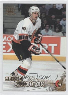 1997-98 Pacific Crown Collection - [Base] #328 - Sergei Zholtok