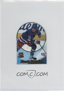 1997-98 Pacific Crown Collection - Card-Supials - Mini #13A - Mark Messier