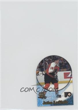 1997-98 Pacific Crown Collection - Card-Supials - Mini #14A - John LeClair