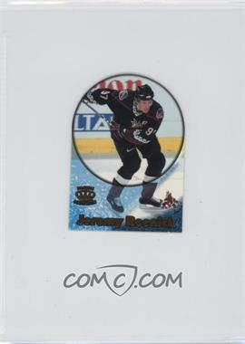1997-98 Pacific Crown Collection - Card-Supials - Mini #16A - Jeremy Roenick