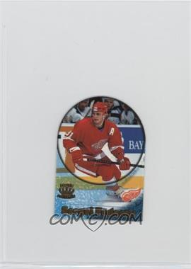 1997-98 Pacific Crown Collection - Card-Supials - Mini #6A - Sergei Fedorov