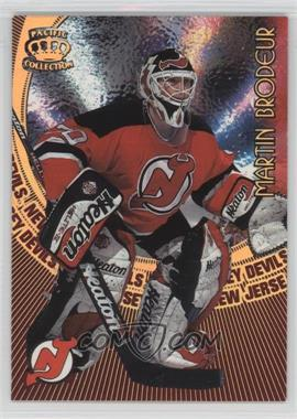 1997-98 Pacific Crown Collection - Card-Supials #10 - Martin Brodeur