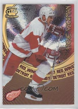 1997-98 Pacific Crown Collection - Card-Supials #8 - Steve Yzerman