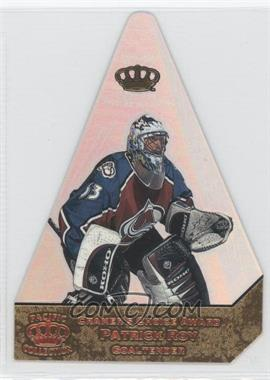 1997-98 Pacific Crown Collection - Cramer's Choice #5 - Patrick Roy