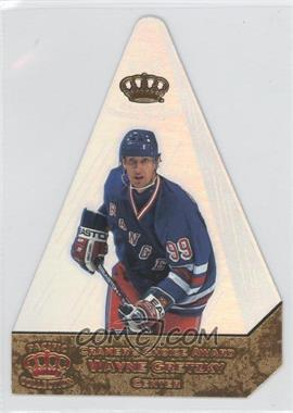1997-98 Pacific Crown Collection - Cramer's Choice #7 - Wayne Gretzky