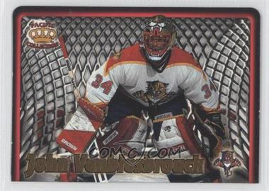 1997-98 Pacific Crown Collection - In the Cage #10 - John Vanbiesbrouck
