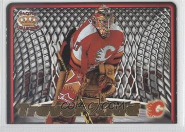 1997-98 Pacific Crown Collection - In the Cage #3 - Trevor Kidd