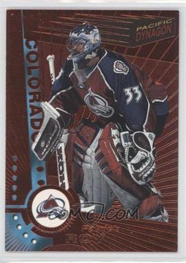 1997-98 Pacific Dynagon - [Base] - Copper #33 - Patrick Roy