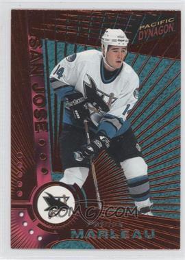 1997-98 Pacific Dynagon - [Base] - Copper #Rookie - Patrick Marleau