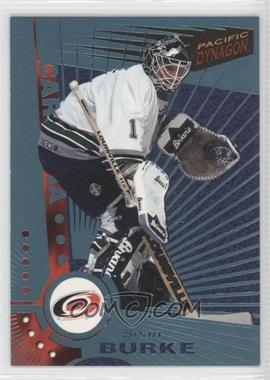 1997-98 Pacific Dynagon - [Base] - Ice Blue #20 - Sean Burke
