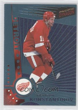 1997-98 Pacific Dynagon - [Base] - Ice Blue #42 - Vladimir Konstantinov