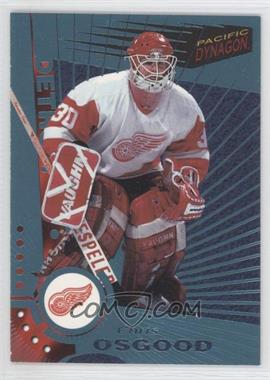 1997-98 Pacific Dynagon - [Base] - Ice Blue #43 - Chris Osgood