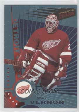 1997-98 Pacific Dynagon - [Base] - Ice Blue #45 - Mike Vernon