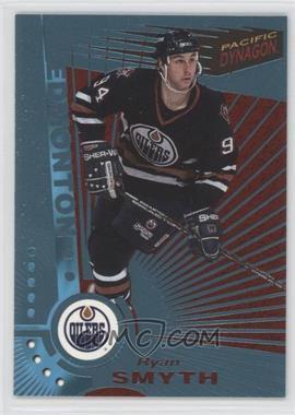 1997-98 Pacific Dynagon - [Base] - Ice Blue #51 - Ryan Smyth