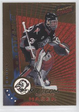 1997-98 Pacific Dynagon - [Base] #10 - Dominik Hasek