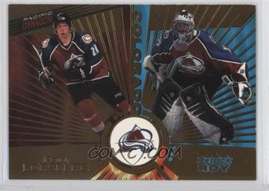 1997-98 Pacific Dynagon - [Base] #138 - Peter Forsberg, Patrick Roy