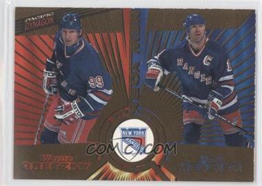 1997-98 Pacific Dynagon - [Base] #140 - Wayne Gretzky