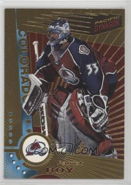 1997-98 Pacific Dynagon - [Base] #33 - Patrick Roy