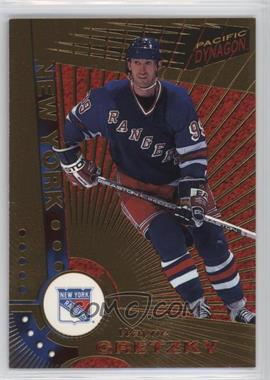 1997-98 Pacific Dynagon - [Base] #78 - Wayne Gretzky