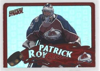 1997-98 Pacific Dynagon - Stonewallers #6 - Patrick Roy