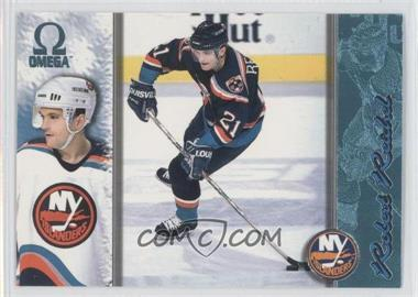1997-98 Pacific Omega - [Base] - Ice Blue #141 - Robert Reichel