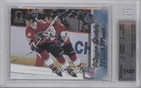 Mark Messier, Wayne Gretzky [BGS 9 MINT]