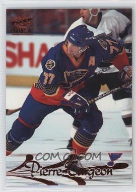 1997-98 Pacific Paramount - [Base] - Copper #161 - Pierre Turgeon