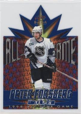 1997-98 Pacific Revolution - 1998 All-Star Game #6 - Peter Forsberg
