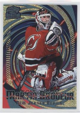 1997-98 Pacific Revolution - [Base] - Ice Blue #75 - Martin Brodeur