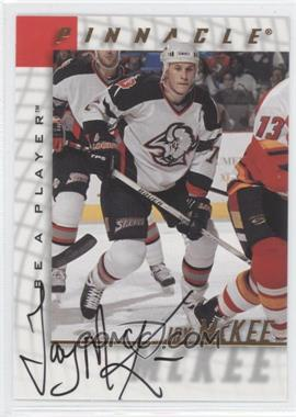 1997-98 Pinnacle Be A Player - [Base] - Autographs [Autographed] #122 - Jay McKee