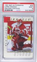 Chris Osgood [PSA/DNA Certified Auto]