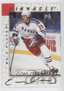1997-98 Pinnacle Be A Player - [Base] - Autographs [Autographed] #28 - Eric Cairns
