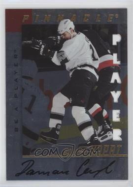 1997-98 Pinnacle Be A Player - [Base] - Die-Cut Autographs [Autographed] #103 - Roman Vopat