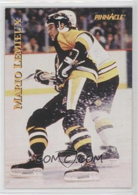 1997-98 Pinnacle Giant Eagle Mario's Moments - [Base] #01 - Mario Lemieux