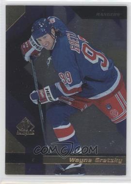 1997-98 SP Authentic - [Base] - Sample #99 - Wayne Gretzky