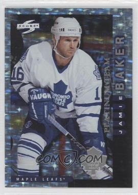 1997-98 Score Team Collection - Toronto Maple Leafs - Platinum Team #19 - Jamie Baker