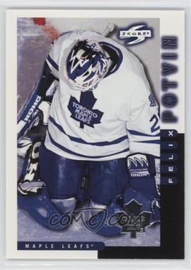1997-98 Score Team Collection - Toronto Maple Leafs #1 - Felix Potvin