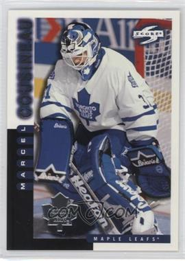 1997-98 Score Team Collection - Toronto Maple Leafs #3 - Marcel Cousineau