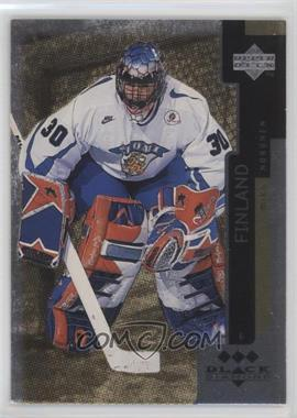 1997-98 Upper Deck Black Diamond - [Base] - Triple Diamond #26 - Mika Noronen