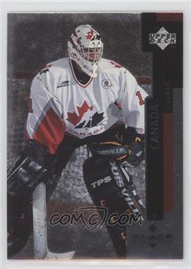 1997-98 Upper Deck Black Diamond - [Base] #131 - Roberto Luongo