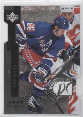 1997-98 Upper Deck Black Diamond - Premium Cut - Quad Diamond #PC1 - Wayne Gretzky