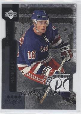 1997-98 Upper Deck Black Diamond - Premium Cut - Quad Diamond #PC22 - Pat LaFontaine
