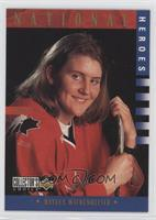 National Heroes - Hayley Wickenheiser