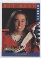 National Heroes - Jayna Hefford