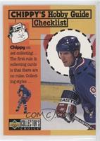 Chippy's Hobby Guide Checklist - Wayne Gretzky